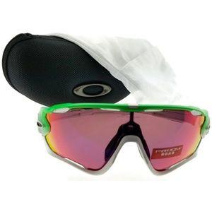 OO9290-15-131 Men's Green Frame Sunglasses NWT